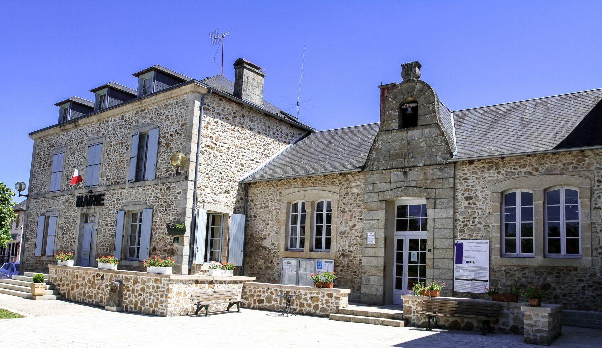 Foyer Occupationnel Art Et Vie La Gabrielle : Commune de chamberet dans le département la corrèze en